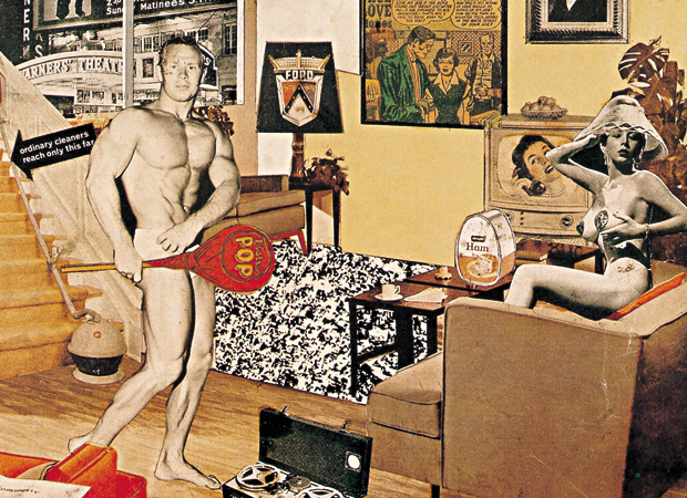 Richard Hamilton, Just what is it that makes today's homes so different, so appealing?
