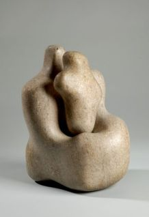 Barbara Hepworth - Mother and Child 1934