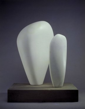 Barbara Hepworth - Two Forms 1937