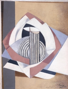 Paul Nash, Kinetic Feature, 1931