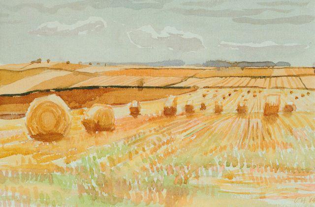Hockney Midsummer East Yorkshire 1
