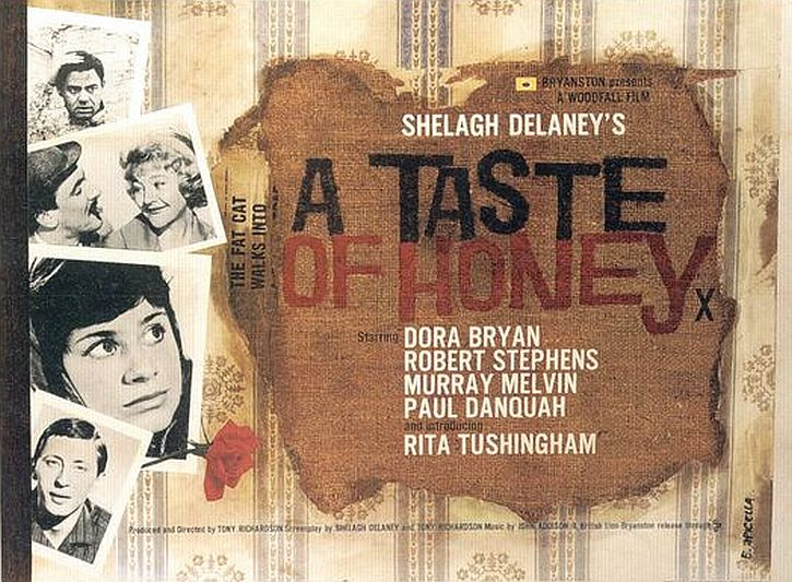 Taste of Honey poster