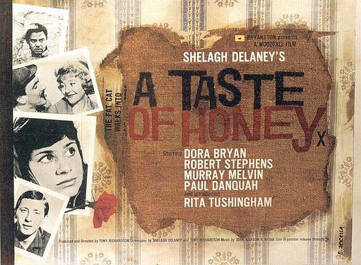 Taste of Honey poster