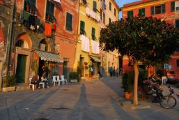 Vernazza evening 1