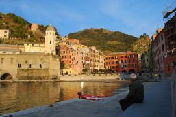 Vernazza evening a01