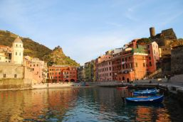 Vernazza evening  a4