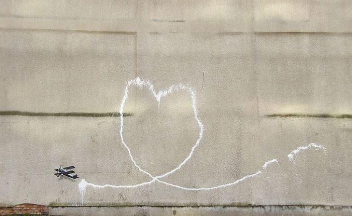Banksy's back inLiverpool