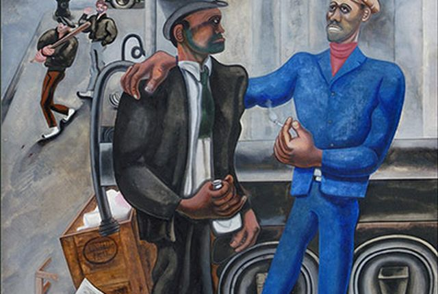 Edward Burra: Hastings to Harlem and back