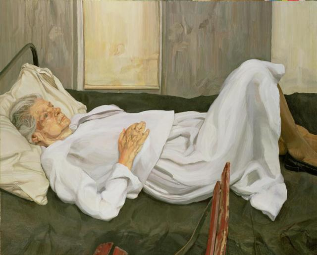 The Painter's Mother Resting, 1976