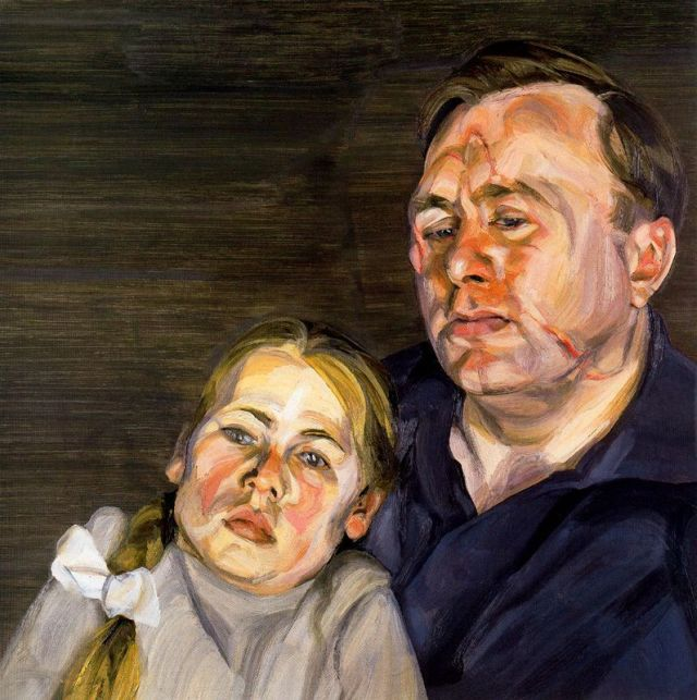 A Man and his Daughter, 1963-4