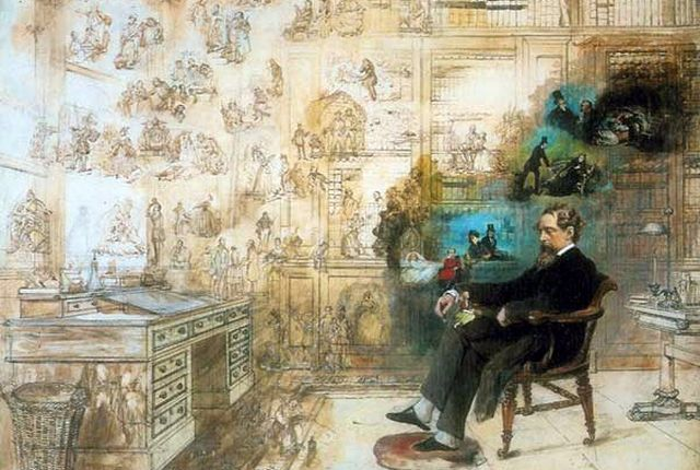 In Dickens' footsteps (2): Dickens and Londonexhibition