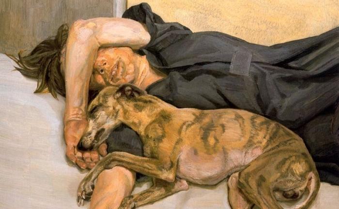 Lucian Freud: doggedportraitist