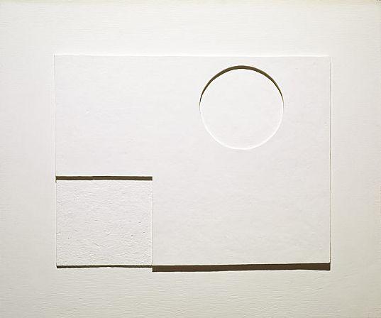Nicholson: 1935 (White Relief)