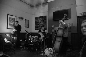 Blindmonk Trio at the Caledonia