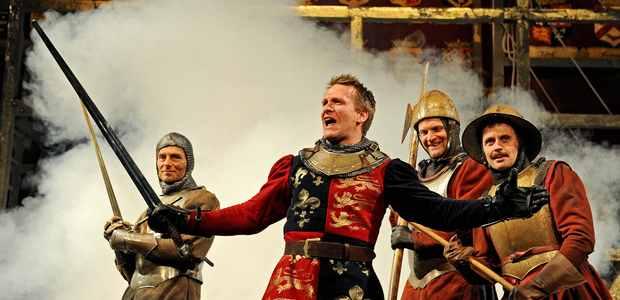 Henry V: The Globe gets it justright