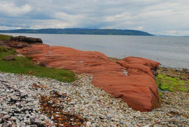Walking Arran: rock ofages