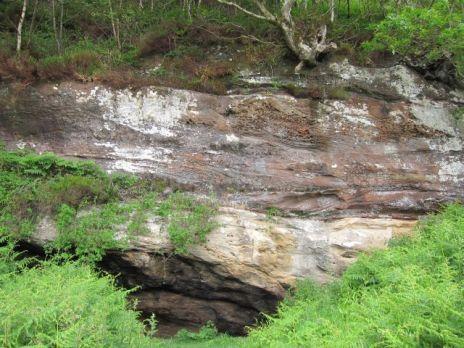 St. Molaise cave