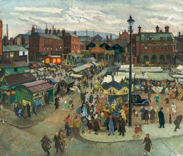 Harry Rutherford: Northern Saturday
