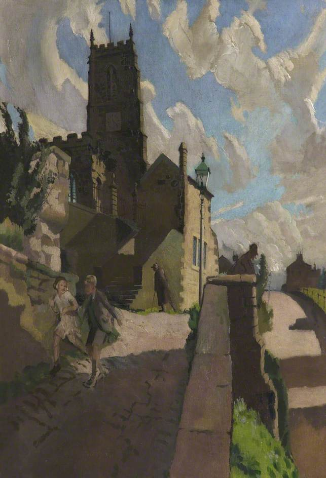 Harry Rutherford: September, Mottram