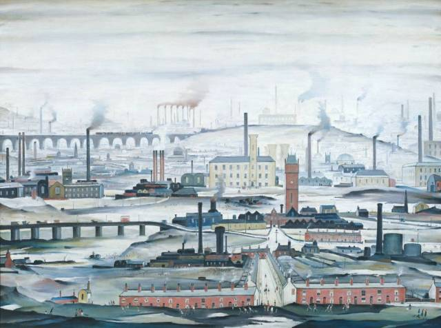 Industrial Landscape, 1955
