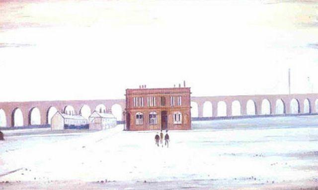 Lowry, The Viaduct
