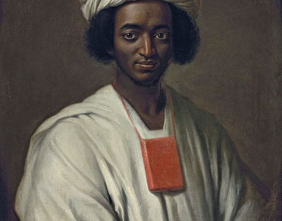 For these times: the portrait of Ayuba Sueiman Diallo