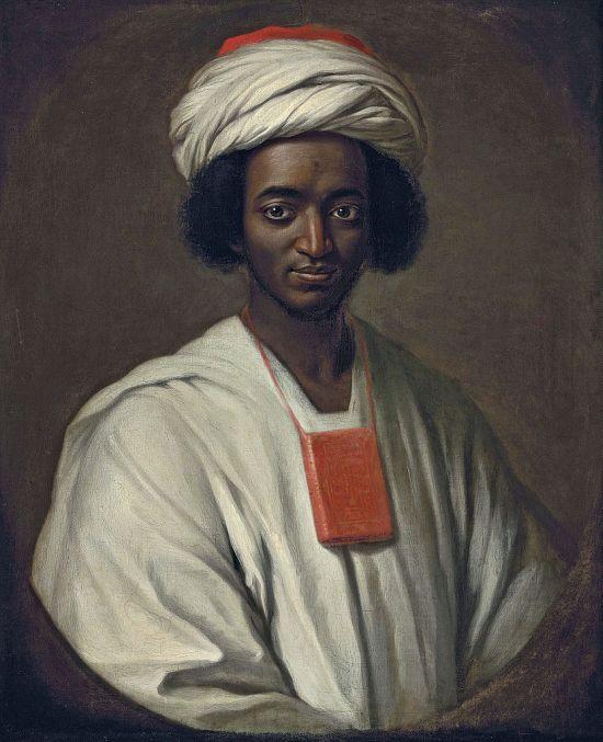 Portrait of Ayuba Suleiman Diallo