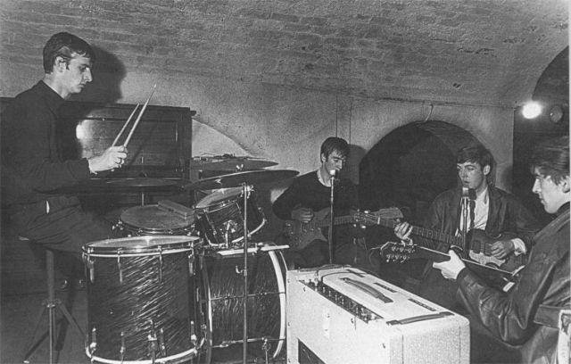 The Beatles make history in PortSunlight