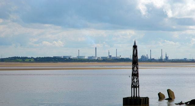 Walking the Mersey: Ogletshore