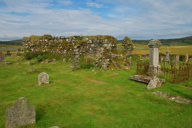 Walking on Mull: Kilvickeon, landscape of the dead and thedispossessed