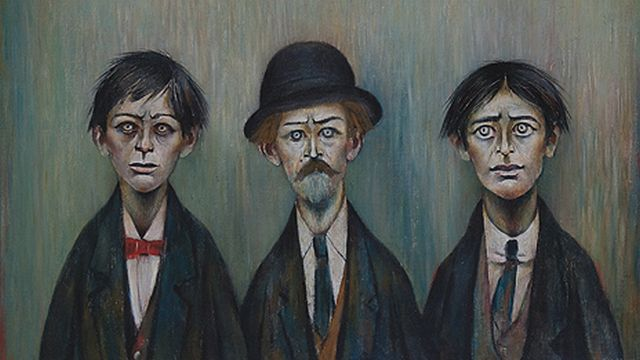 A Lowry Summer in an autumndeluge