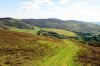 On Offa's Dyke: 'the landscape flowed away, back to its source'