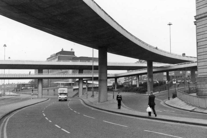 Byrom Street 1978