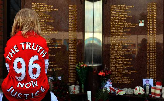 Hillsborough: the truth.  Now forjustice.