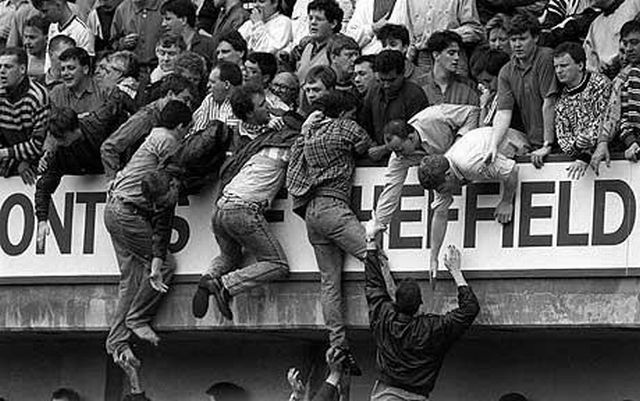 Hillsborough: collusion andcover-up