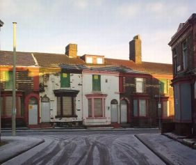 Pathfinder Liverpool: boarded up houses off Smithdown Road