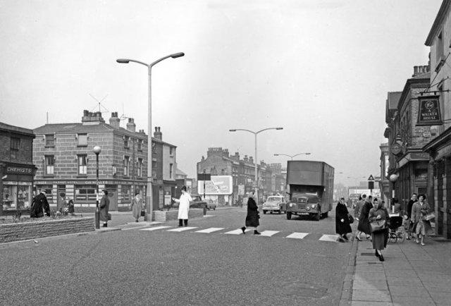 Scotland Road 1960