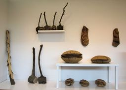 Shirley Sherwood Gallery pieces