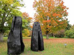 Two Sliced Cedars