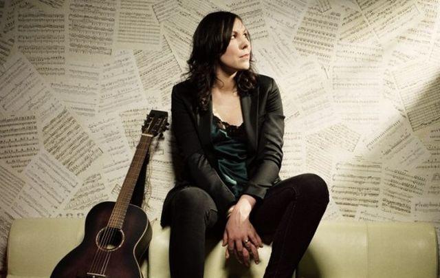 Thea Gilmore: on tour in NewBrighton