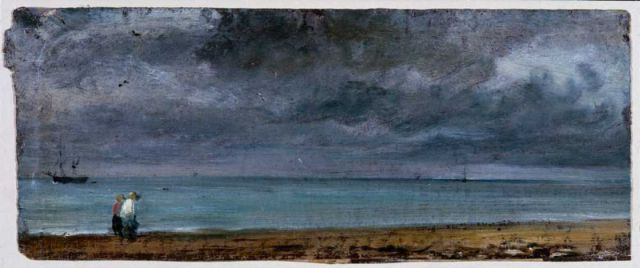 Constable's oil sketches: atmosphere and light