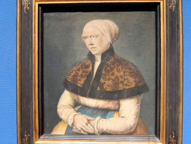 Hans Brosamer, Portrait of a Woman, 1522