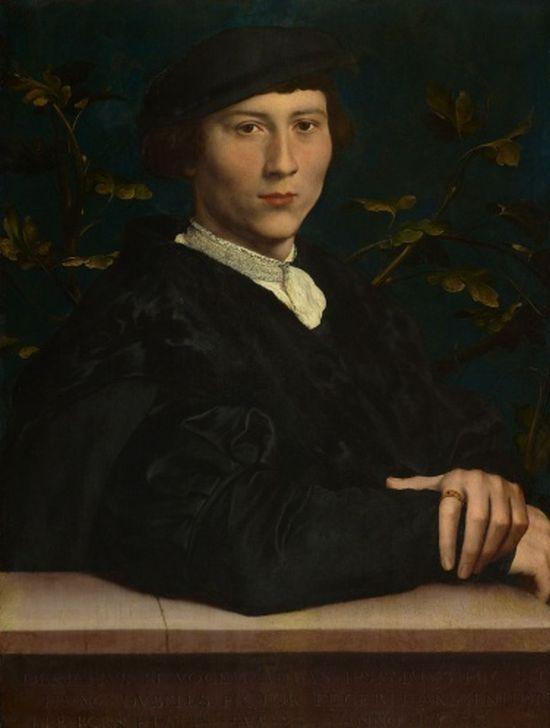 Holbein, Derich Born, 1533