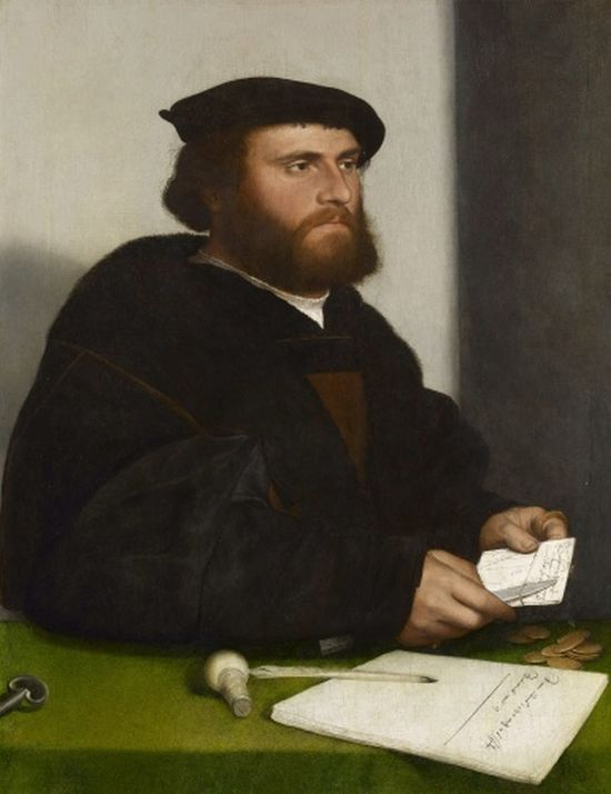 Holbein, Hans of Antwerp, 1532