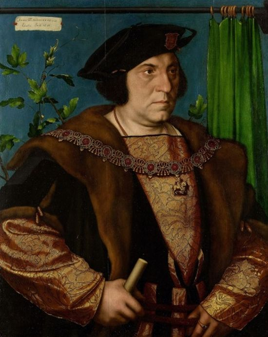Holbein, Sir Henry Guildford, 1527