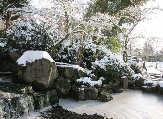 Holland Park Kyoto Japanese Garden 4