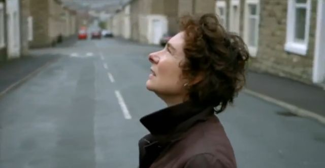 Jeanette Winterson in Accrington