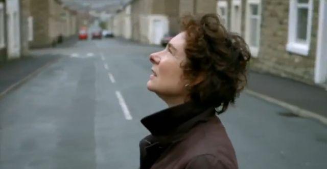 Jeanette Winterson in Accrington