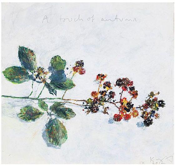 Kurt Jackson - A touch of Autumn, September