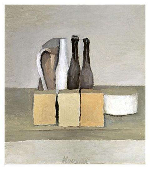 Morandi, Still Life, 1956